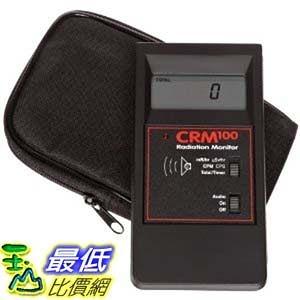 [103美國直購] 放射性核輻射偵測器 Radiation Monitor CRM-100 原子能放射偵測器 $20998