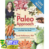 【103玉山網】 2014 美國銷書榜單 The Paleo Approach: Reverse Autoimmune Disease and Heal Your Body  $1267