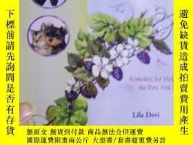 二手書博民逛書店Flower罕見Essences for AnimalsY153