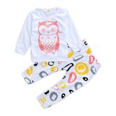 嬰兒長袖套裝  長袖上衣+長褲二件式童裝 SK184 好娃娃