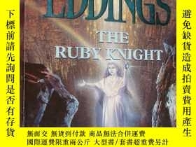 二手書博民逛書店The罕見Ruby Knight: Book Two of th