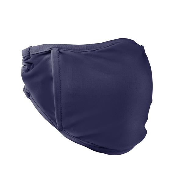 UV100 防曬 抗UV-涼感透氣防塵口罩-附濾片
