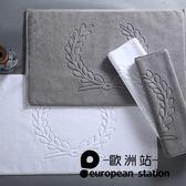 防滑墊/地巾浴室衛浴吸水腳墊地毯可機洗【歐洲站】