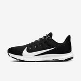 Nike W Quest 2 [CI3803-004] 女鞋 運動 慢跑 輕量 透氣 健身 緩衝 避震 穿搭 路跑 黑白