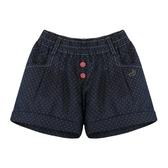 『小鱷魚童裝』圓點牛仔短褲(02號~08號)533680