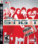 PS3 Disney Sing It: High School Musical 3 Senior Year 想唱就唱:歌舞青春3(美版代購)