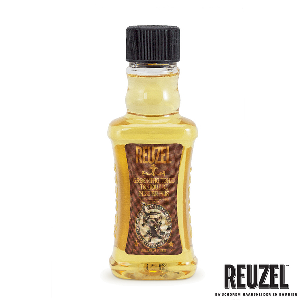 REUZEL Grooming Tonic 保濕強韌打底順髮露 100ml (原廠公司貨)【Emily 艾美麗】