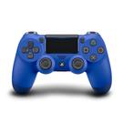[哈GAME族]可刷卡●送蘑菇頭●PS4 SONY DUALSHOCK 4 光條觸控版 新款 無線控制器 藍色 一年保固