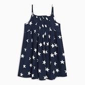 滿印星星細肩帶小洋裝 橘魔法 Baby magic 現貨 女童 短袖 連身裙 童裝