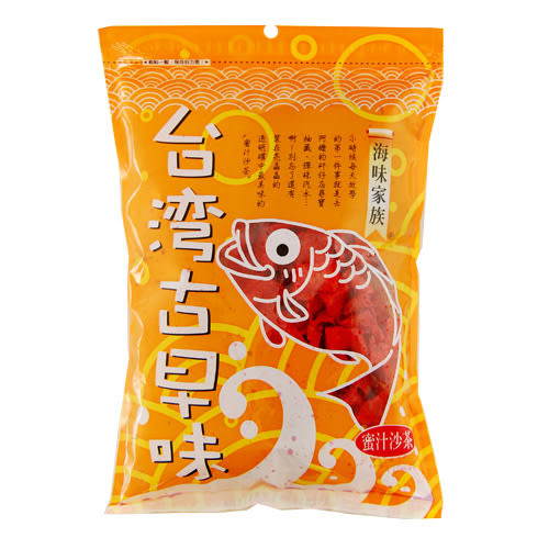 海味家族蜜汁沙茶150G/包【愛買】