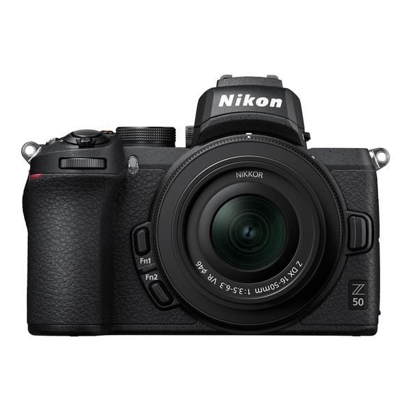 分期零利率 送32G+清潔組 Nikon Z50 + DX 16-50mm 3.5-6.3 VR 單鏡組 微單眼相機  (公司貨)
