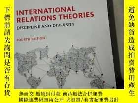 二手書博民逛書店International罕見Relations Theorie
