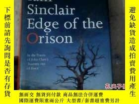 二手書博民逛書店lain罕見sinclair edge of the oriso