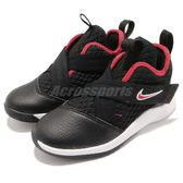 Nike LeBron Soldier XII TD Bred 黑 紅 士兵 童鞋 小童鞋 籃球鞋 運動鞋【PUMP306】 AH1690-001