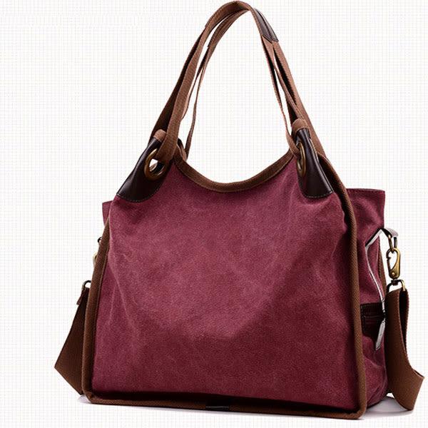 開學季 情侶新款休閒時尚簡約 斜背 手提包包 F067a ◆ 韓妮小熊