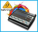 【小麥老師樂器館】Behringer 耳朵牌 PMP6000 POWER MIXER 20軌 混音器 效果器 擴大機