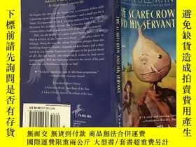 二手書博民逛書店THE罕見SCARECROW AND HIS SERVAN 稻草