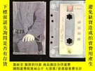 二手書博民逛書店【磁帶】竇唯黑夢罕見搖滾專輯Y214810
