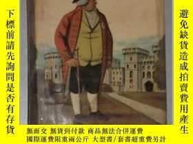 二手書博民逛書店英文原版罕見The Third George by Jean P