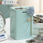 存錢筒歐式簡約創意硬幣存錢罐兒童成人大號儲蓄罐儲錢罐禮品【1件免運好康八折】
