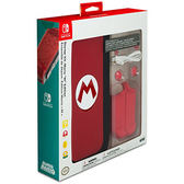 [106美國直購] PDP Nintendo 任天堂 Switch Starter Kit 瑪利歐M版 Mario M Edition/ Nintendo DS