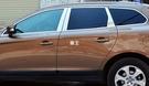 【車王汽車精品百貨】Volvo 2009-2017 XC60 車窗飾條 全窗飾條 上窗飾條 下窗飾條 中柱飾條