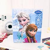 正版迪士尼插頁式小相本 冰雪奇緣 艾莎 安娜 雪寶 相簿 相冊 MINI 7S 25 8 50S 90 SP-1 PD239