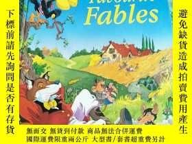 二手書博民逛書店My罕見Book of Favourite Fables (精裝本 大16開,書品看圖,詳情看圖)Y24608