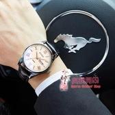 電子錶 全自動機械錶韓版潮流學生手錶男士運動石英電子防水男錶