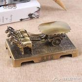 兵馬俑銅車馬擺件特色旅游紀念品中國風特色  潮流前線