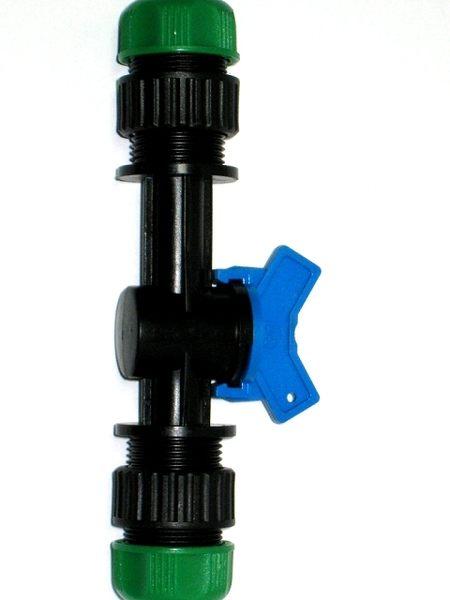 六分水管轉四分水管管開關接頭(球閥)