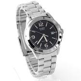 CASIO卡西歐必備基本款腕錶 不鏽鋼錶帶 柒彩年代【NEC107】