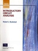 二手書博民逛書店 《Introductory Circuit Analysis》 R2Y ISBN:9780130484338