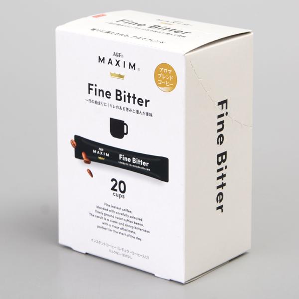 日本 AGF MAXIM Fine研磨咖啡 2g*20入/盒 (賞味期限:2020.08)