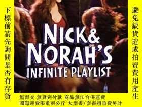 二手書博民逛書店Nick罕見& Norah s Infinite PlaylistY256260 Rachel Cohn Kn