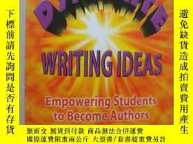 二手書博民逛書店Dynamite罕見Writing Ideas: Empower