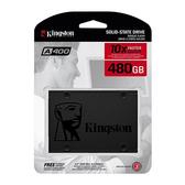 【綠蔭-免運】金士頓 A400系列-480G固態硬碟