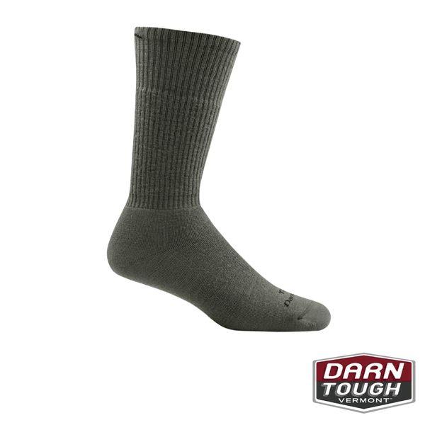 【美國DARN TOUGH】男女羊毛襪TACTICAL BOOT CUSHION軍用襪(顏色隨機)