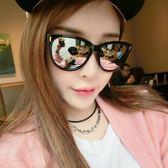 【TT】明星款新款太陽眼鏡韓版圓臉網紅開車個性潮人司機墨鏡男士
