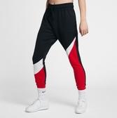 C-NIKE big swoosh logo pants 大勾 男款 紅白色 縮口 長褲 AR3087-657