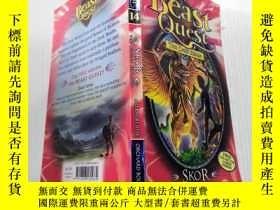 二手書博民逛書店Beast罕見Quest The Dark Realm:野獸探索 黑暗王國Y212829