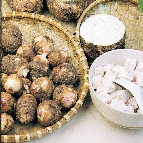 【綠安生活】苗栗無毒芋頭角塊6斤-料理方便,甜鹹皆宜