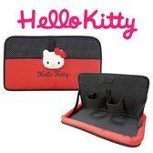 【車寶貝推薦】HELLO KITTY點點風-多功能椅背置物架 PKTR007R-07