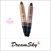 【即期品】韓國 Etude House 雙頭 髮際線 修修筆 修飾 髮線 頭髮 頭皮 自然(2.7g/支) DreamSky