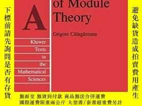 二手書博民逛書店Lattice罕見Concepts of Module Theory-模理論的格概念Y361738 Grigo