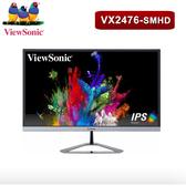 【免運費】Viewsonic 優派 VX2476-SMHD AH-IPS面板 24型 顯示器 / FHD / 三年保固