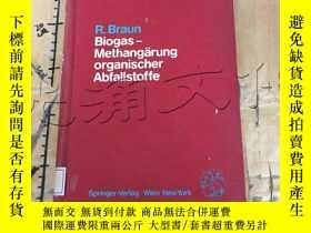 二手書博民逛書店Biogas,罕見Methanga?rung organisch