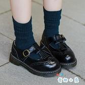女童單鞋英倫風公主鞋學生演出兒童皮鞋【奇趣小屋】