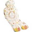 嬰兒車涼席推車寶寶餐椅坐靠苧麻凝膠冰珠墊夏季通用安全座椅涼墊 設計師