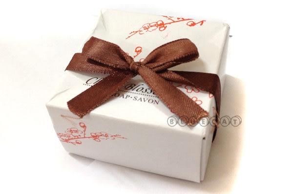 【BlueCat】婚禮小物!Cherry Blossom日本浪漫櫻花之美圖騰造型香皂禮盒